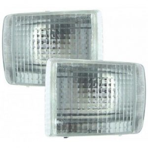For Ford Escort Mk5 Cosworth Sierra Cosworth & Xr4I Clear Front Indicators