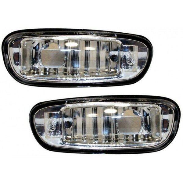 Depo Side Marker Lights Crystal Clear For Subaru Impreza Classic 1993-2001