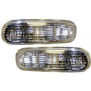 Autoart Side Marker Lights Repeaters Clear For Toyota Celica Supra 1997-1998