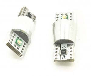 10W 12v LED Canbus Error Free 501 W5W 504 Sidelight Parking Bulbs Xenon White
