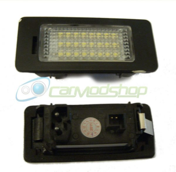 18 SMD LED Rear Number Licence Plate Units For BMW 1 Series E82 E88