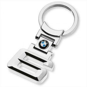For BMW 6 Series Stainless Steel Key Ring Chain Fob Xmas E63 E64 F06 F21 F13