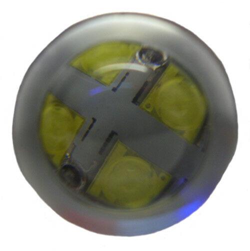 80W 9005 Hb3 Cree Xenon White LED Fog Light Bulbs Replacement Uk Pair Spot DRL