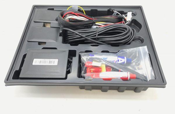 Aftermarket Blind Spot Monitor kit safty system + install video