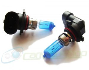Pair H10 42W 7500K Xenon Headlight / Fog Light Bulbs Lighting Lamp Spare Part
