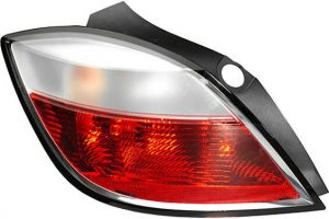 Aftermarket RHD LHD Rear Left Light Halogen P21W PY21W For Vauxhall ASTRA H L48