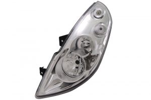 Aftermarket RHD Front Left Headlight Halogen H7 H1 For Vauxhall MOVANO B