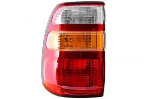 Aftermarket RHD LHD Rear Left Light Halogen 12V21W 12V5W For Toyota LAND CRUISER