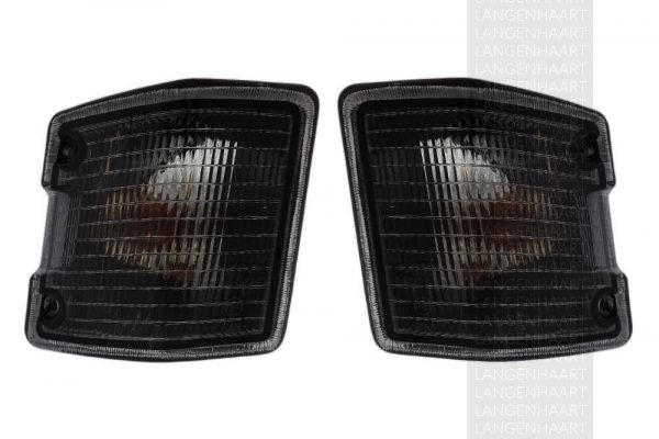 RHD LHD Front Right Left Front Indicators Set Halogen Fits VW Transporter /