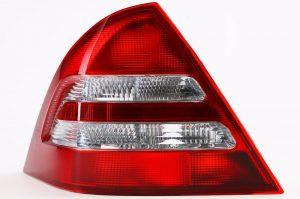 Aftermarket RHD LHD Rear Left Light Halogen P21W R5W PY21W For Mercedes C-CLASS