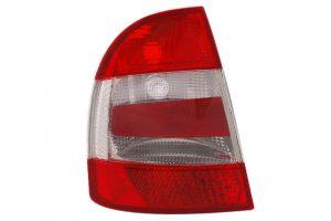 Aftermarket RHD LHD Rear Left Light Halogen P21/4W PY21W P21W For Skoda SUPERB