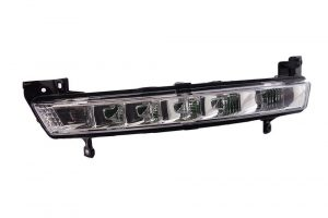 Aftermarket RHD LHD Front Left Daytime Running Light LED For Citroen C4