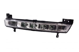 Aftermarket RHD LHD Front Right Daytime Running Light LED For Citroen C4