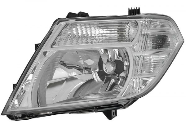 Aftermarket 1411859L RHD Front Headlight Single Replacement Car Spare Part