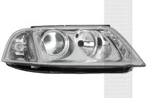 OEM 1410776R RHD Front Headlight Single Fits Ford Escort '86 Express 02.86-07.90