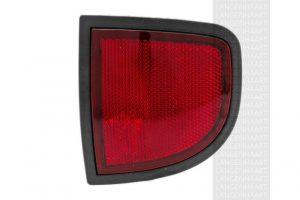 RHD LHD Rear Left Rear Reflector x1 Fits Mitsubishi L 200 / Triton 01.04-On