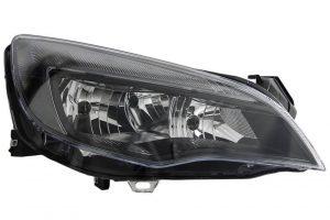 RHD Front Right Headlight x1 Halogen LED Fits Vauxhall Astra J 12.09-On