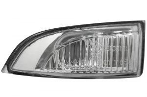 RHD LHD Front Left Mirror Indicator x1 Halogen Fits Renault Laguna Iii 10.07-On