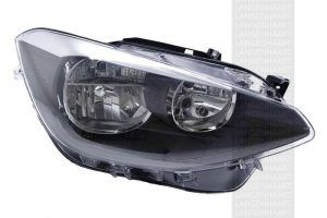 OEM 1410870R RHD Front Headlight Single Fits VW Caddy Ii Estate 11.95-01.04