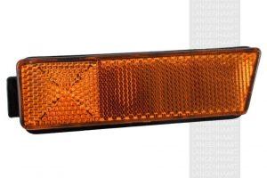 RHD LHD Front Left Sidemarker x1 Halogen Spare Fits VW Vento 11.91-09.98