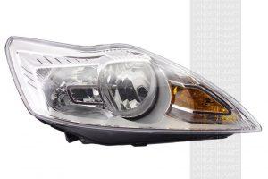 OEM 1411466R RHD Front Headlight Single Fits Porsche 911 Convertible 04.05-12.12