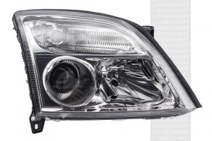 RHD Front Right Headlight x1 Halogen Spare Fits Vauxhall Signum 05.03-On