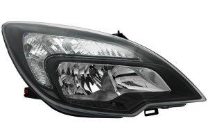 RHD Front Right Headlight x1 Halogen Spare Fits Vauxhall Meriva B 06.10-On