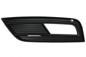 RHD LHD Front Left Fog Light Grille x1 Replacement Fits Audi A4 11.07-12.15