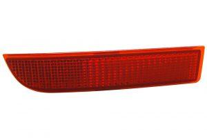 RHD LHD Rear Left Rear Reflector x1 Fits Toyota Avensis Estate 02.09-On