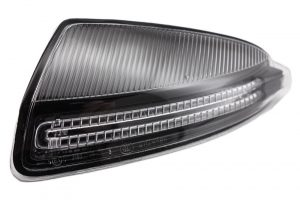 RHD LHD Front Left Mirror Indicator x1 LED Spare Fits Mercedes-Benz C-Class