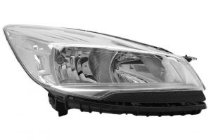 RHD Front Right Headlight x1 Halogen Replacement Spare Fits Ford Kuga I 03.08-On