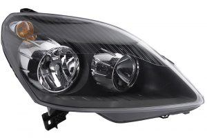 RHD Front Right Headlight x1 Halogen Spare Fits Vauxhall Zafira B 07.05-On