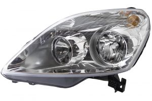 RHD Front Left Headlight x1 Halogen Spare Fits Vauxhall Zafira B 07.05-On