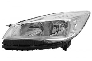 RHD Front Left Headlight x1 Halogen Replacement Spare Fits Ford Kuga I 03.08-On