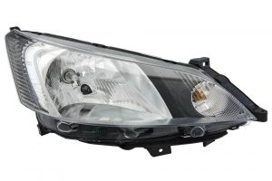 RHD Front Right Headlight x1 Halogen Fits Nissan Nv200 / Evalia Bus 07.10-On