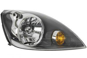 RHD Front Right Headlight x1 Halogen Spare Fits Ford Fiesta V 11.01-03.10
