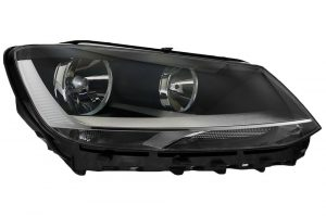 RHD Front Right Headlight x1 Halogen Replacement Spare Fits VW Sharan 05.10-On