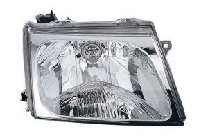 RHD Front Right Headlight x1 Halogen Replacement Fits Toyota Hilux 08.01-On