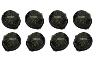 Aftermarket RHD LHD Lights Set LED For Land Rover 88/109 LR 09.61-12.86