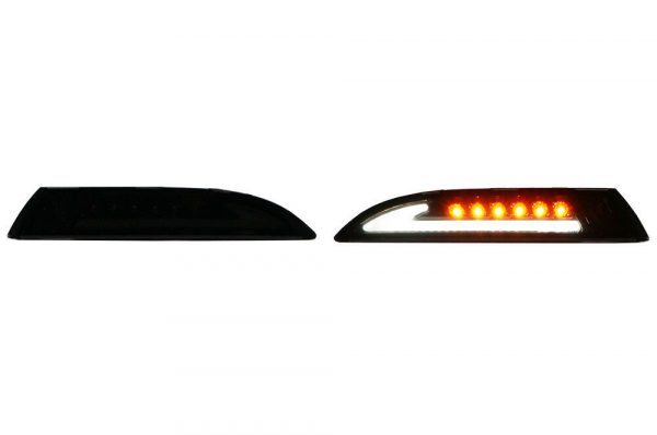 Aftermarket RHD LHD Front Indicators Set LED For VW SCIROCCO 137 138 05.08-On