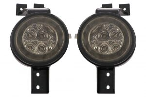 Aftermarket RHD LHD Front Indicators Set LED For Mini R50 R53 06.01-09.06