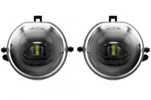 Aftermarket RHD LHD Front Fog Light Set LED For Mini F55 07.14-On