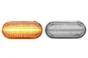 Aftermarket RHD LHD Front Side Indicators Set LED For VW TRANSPORTER Mk V