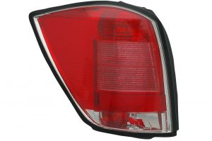 Aftermarket RHD LHD Rear Left Light Halogen P21W PY21W For Vauxhall ASTRA H