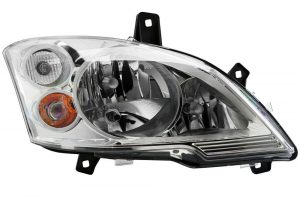 Aftermarket RHD Front Right Headlight Halogen H7 PY21W W21/5W For Mercedes VIANO