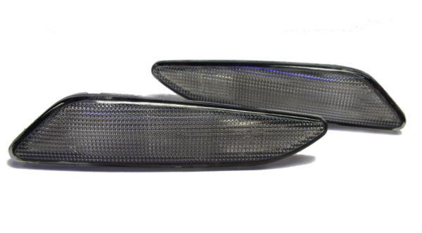 Eagle Eyes Side Marker Lights Smoked For Alfa Romeo 156 97-03 147 05-On