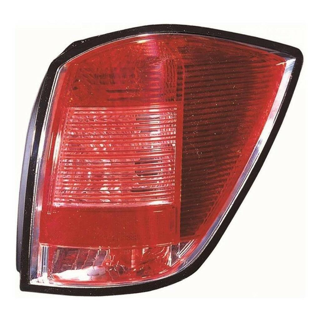 For Vauxhall Astra H Mk5 Van 10/2006-6/2007 Rear Light Red ...