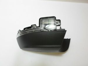 Right Driver Side OS Door Wing Mirror Indicator Clear For VW Polo Mk5 10.09-On