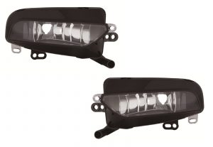 For Audi A3 Mk4 Hatchback 5/2012 Fog Lights Lamps Replace 1 Pair O/S And N/S