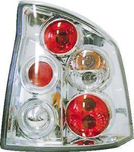 Vauxhall Vectra C 02-09 Chrome For Lexus Rear Tail Lights Lamps Indicators Set